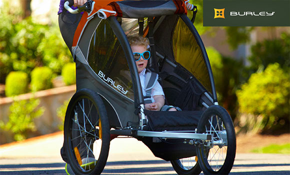 BURLEY - worldwide leader in bicycle trailers